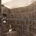shower seating design ideas for luxury bathrooms showers