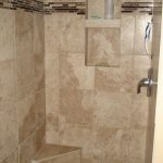 shower stall tile ideas bathrooms pinterest floraldecore