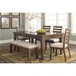 signature design ashley flynnter 6 pc dining set