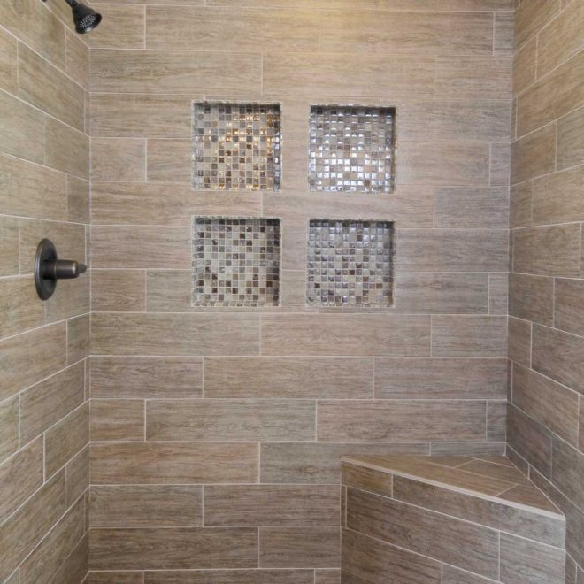 simple and useful shower niche insert home ideas collection