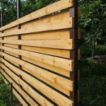 simple backyard privacy fence ideas on a budget 71