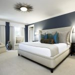 simple bedroom ceiling lighting ideas with less furniture modern
