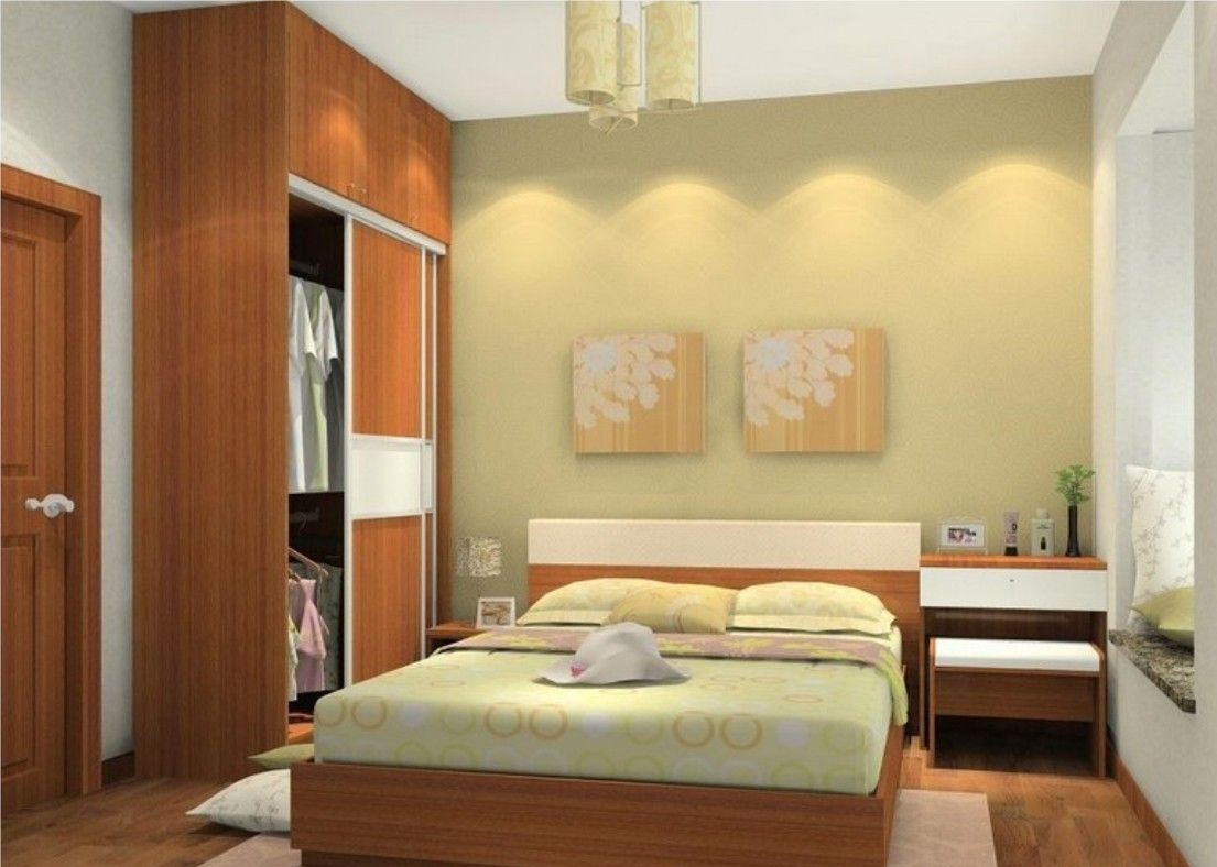 simple bedroom decoration how to make yourself comfortable