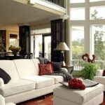 simple country living room house house plans 10459