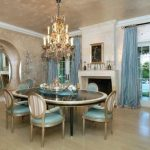simple elegant dining room esescatrina