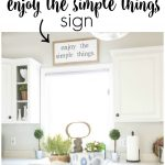 simple kitchen sign diy home decor signs kitchen signs