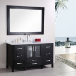 single bathroom vanities from 60 inches and wider