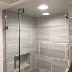 small bathroom shower door installation modern bathroom