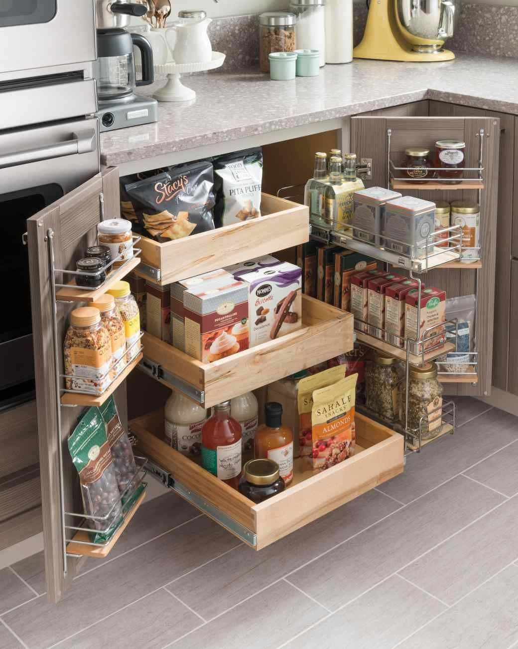 small kitchen storage ideas for a more efficient space orgniser