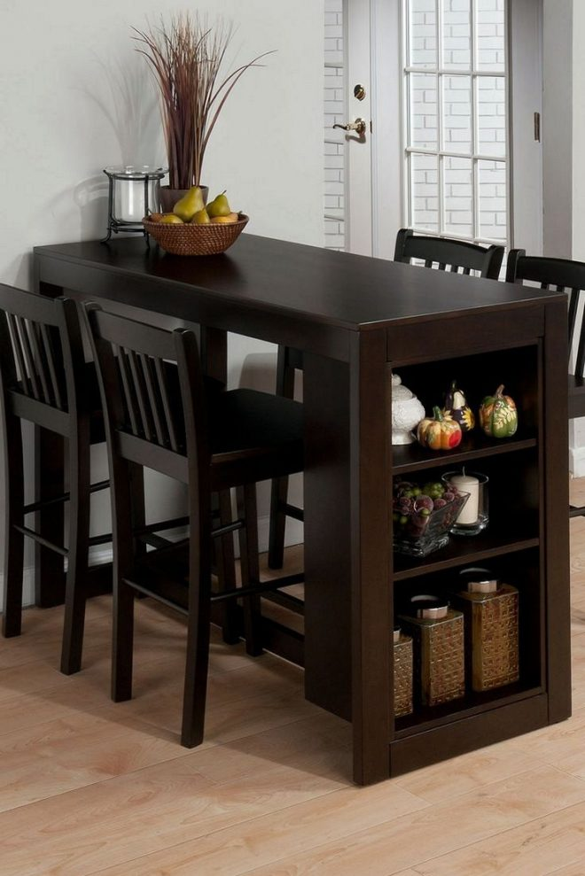 small kitchen tables ikea dining for spaces ideas how to fit a table