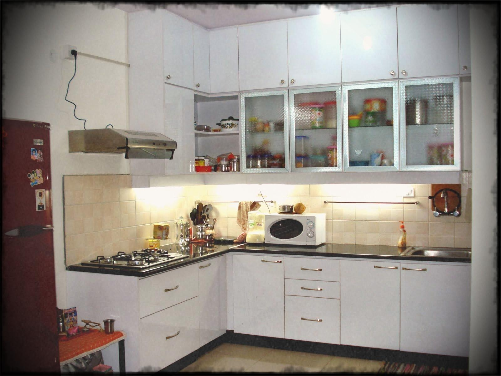 Small L Shaped Simple Kitchen Remodel Ideas Easy Kitchen Simple Opnodes