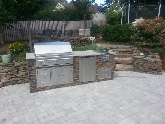 small outdoor kitchen projects outdoor living of new jersey