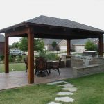 small pavilion plans gallery of free standing patio cover