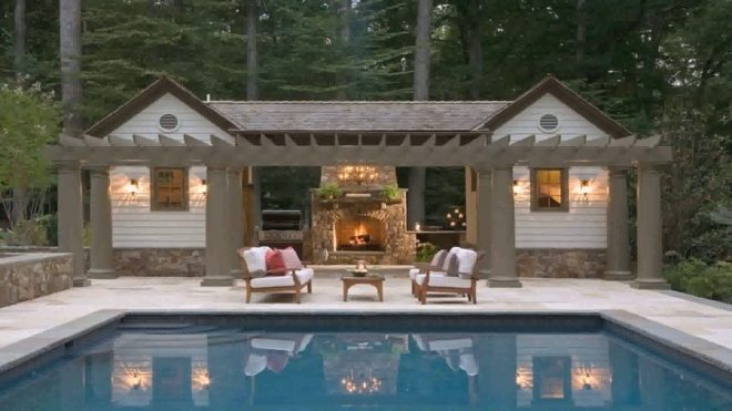 small pool house design ideas youtube
