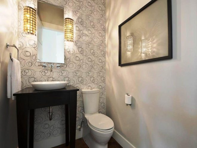 small powder room vanities the holland design ideas for a modern