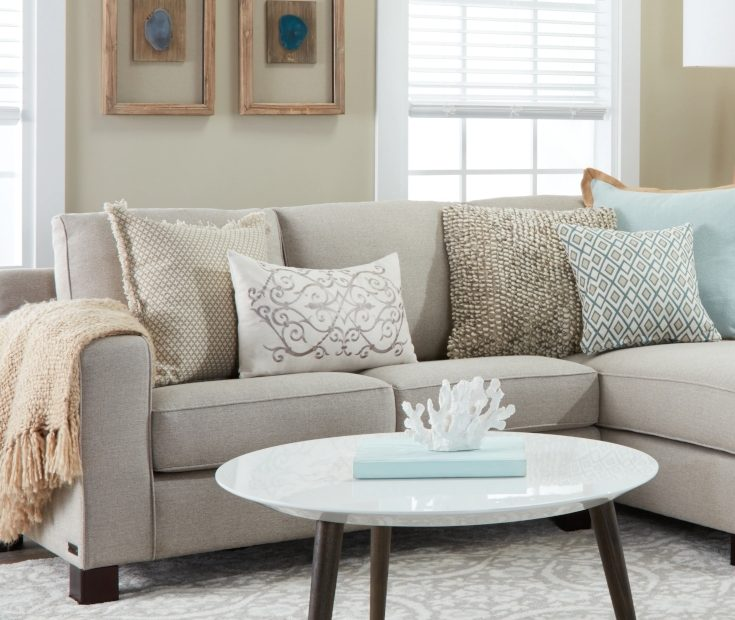 small sectional sofas couches for small spaces overstock