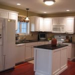 small shaped kitchen remodel ideas including fascinating with island