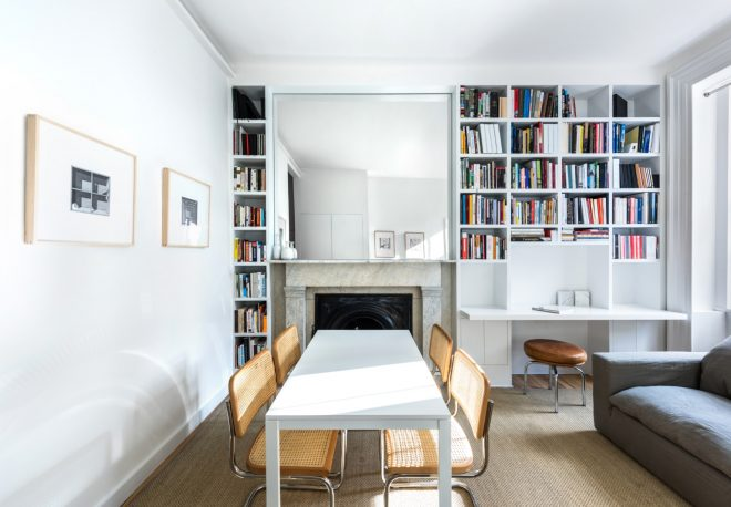 small space living a 400 square foot nyc apartment studio ames