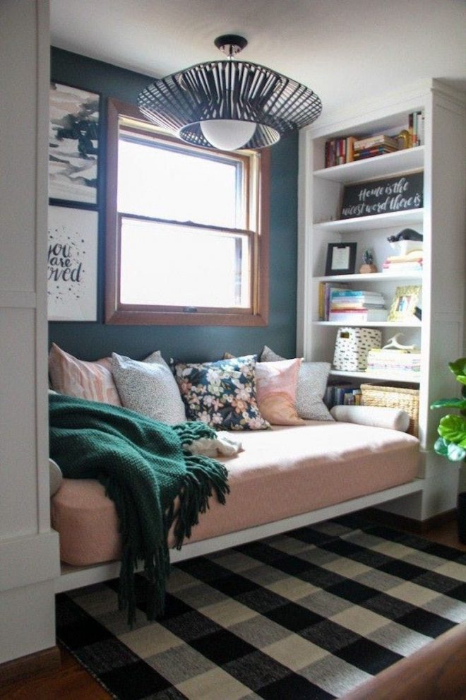 small space solution double duty diy daybeds nest pinterest