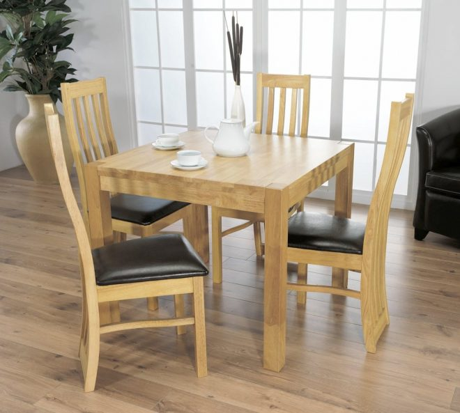 small square dining table and chairs charming small square