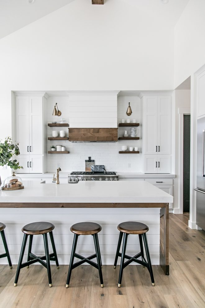 smi modern farmhouse kitchen and dining nook sita montgomery interiors