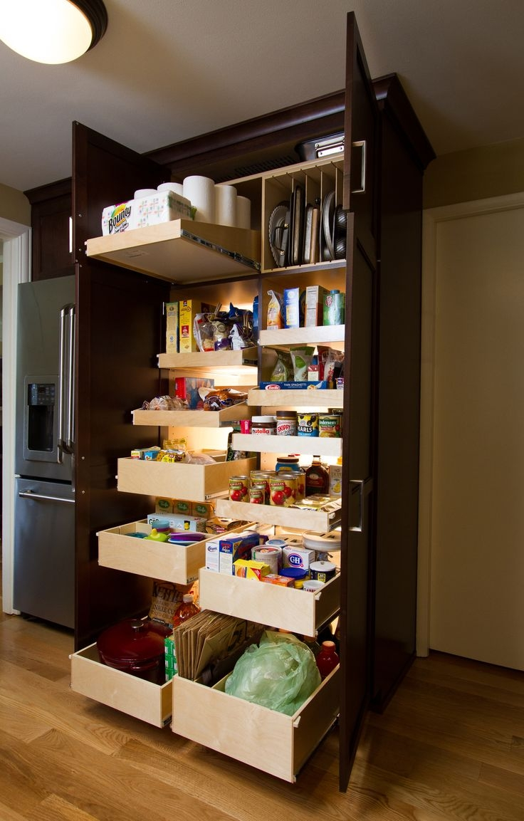 sneaky storage spaces that will declutter your kitchen kuuchnie