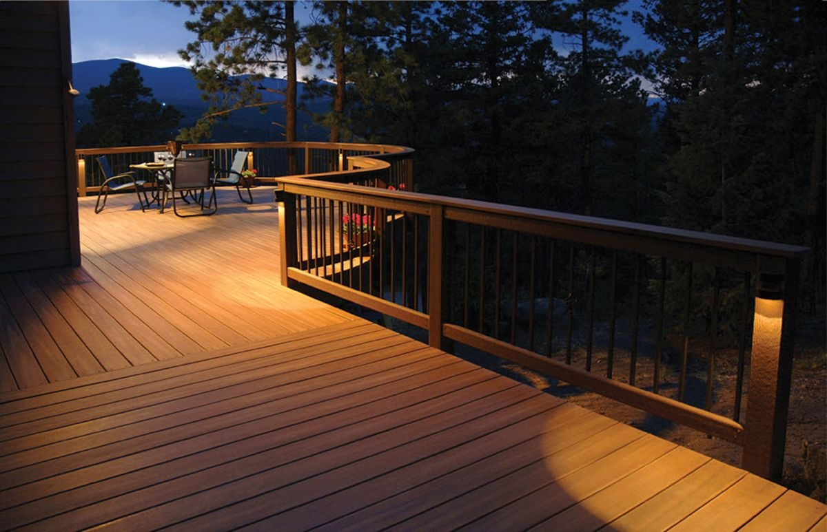 solar deck lights like other types of lights come in a