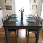 sold adjustable farmhouse table counter height table and chair etsy