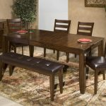 solid mango wood dining table with butterfly leaf intercon wolf