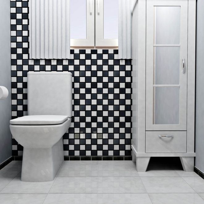 somertile 125x125 knight quad matte checkerboard porcelain mosaic floor and wall tile 10 tiles1107 sqft