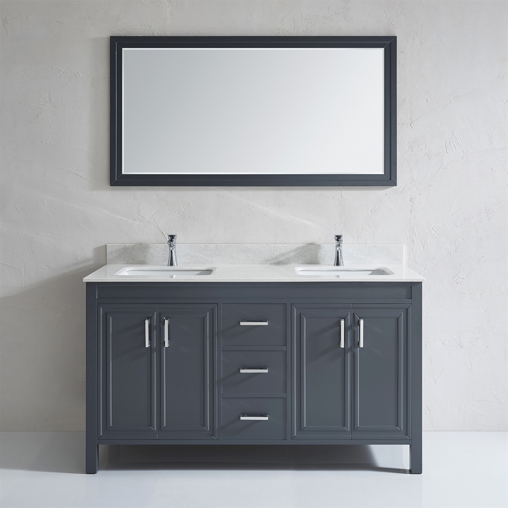 spa bathe cora 60 in double vanity lowes canada