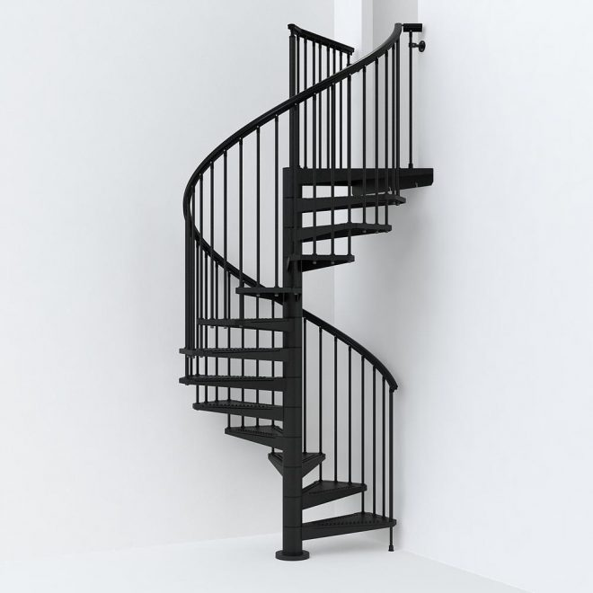 spiral deck staircase in 2019 spiral staircase kits