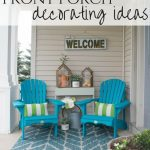 spring front porch decorating ideas these diy adirondack