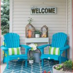spring front porch decorating ideas these diy wood