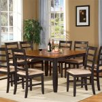 squre diing room tables pc square dinette dining room
