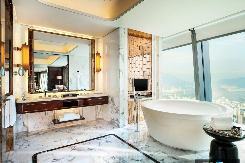 st regis luxury hotel shenzhen china presidential