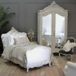 staging styling amazing white romantic french bedroom