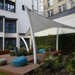 standard fabric canopies tensile canopies base structures