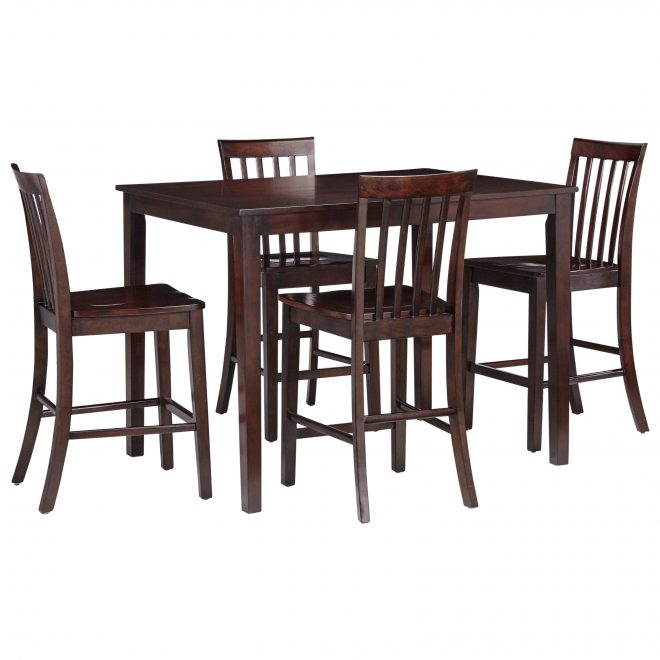 standard furniture stanton casual counter height dining
