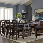 stanton 7 piece counter height dining set