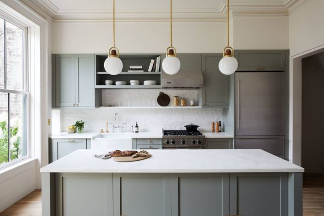 steal this look a modern brooklyn kitchen ikea cabinets