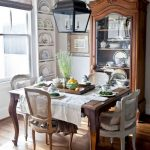 stunning fancy french country dining room decor ideas 26 comedores
