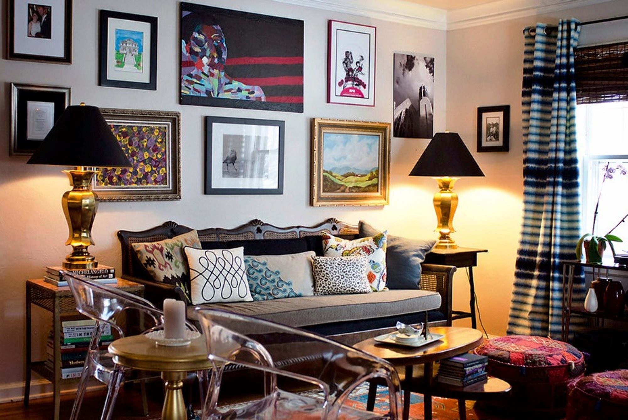 stylish eclectic living rooms that everyone should see
