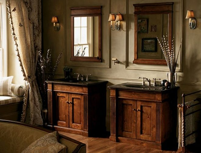 stylish small bathroom small country bathroom with cream