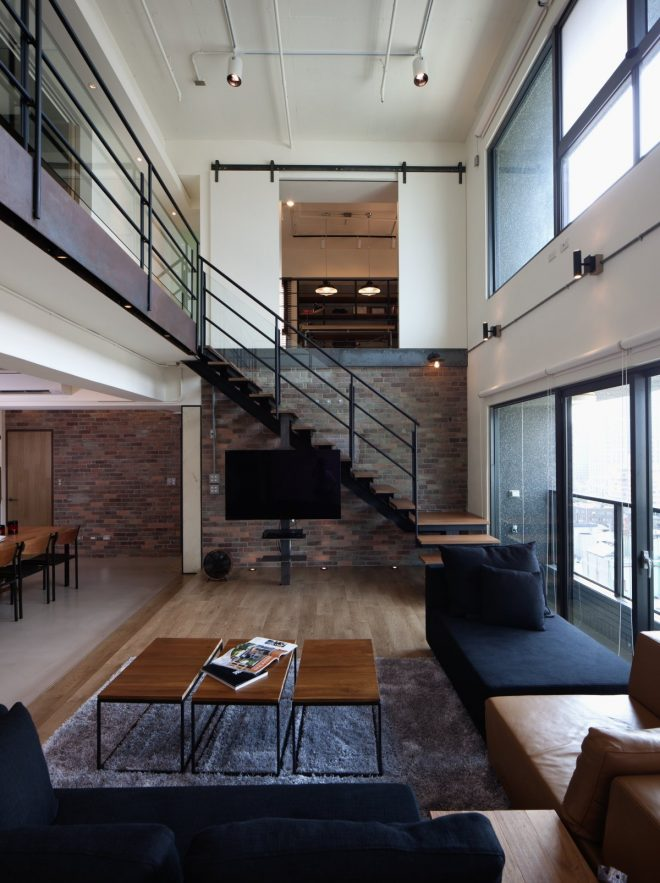 stylish small living room alluring living room design with stairs