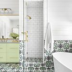 subway tile bathroom shower ceramic ideas pictures and