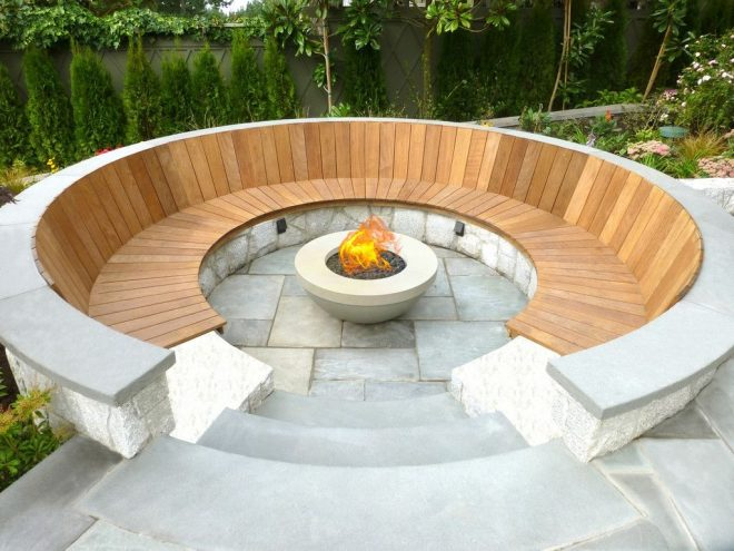 sultan fire pit outbuildings and exterior ideas garden seating