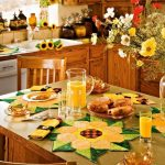 sunflower kitchen theme with wooden cabinets in 2018 products to