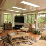 sunroom off kitchen design ideas osom living room picture