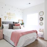 surprise teen girls bedroom makeover classy clutter